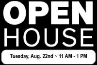 OPEN HOUSE:  Tuesday, August 22nd (auction day) between 11 AM - 1 PM.  Auction location:  G&G Automotive & Machine Shop at 1226 Putman Drive, NW in Huntsville, AL