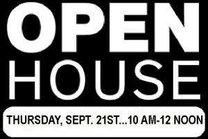 OPEN HOUSE:  Thursday, September 21st (auction day) between 10 AM - 12 Noon.  Auction location:  2661 Old Monrovia Road in Huntsville, AL
