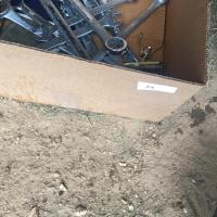 (2) Box Of Open End Box End Wrenches