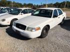 2002 FORD CROWN VICTORIA, VIN# 2FAFP71W12X142286; 179,546 MILES