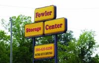 Auction location is Fowler Storage Units at 8710 Highway 53 - Toney, AL