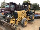 NEW HOLLAND 675D BACKHOE, 1366 HOURS;  SN #A431217
