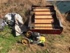 Push Mower, Truck Bed, Sink & Miscellaneous