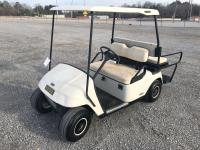 EZ-GO ELECTRIC GOLF CART, NON-TITLED
